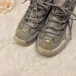 Nike air max penny 1 wolf gray size 8